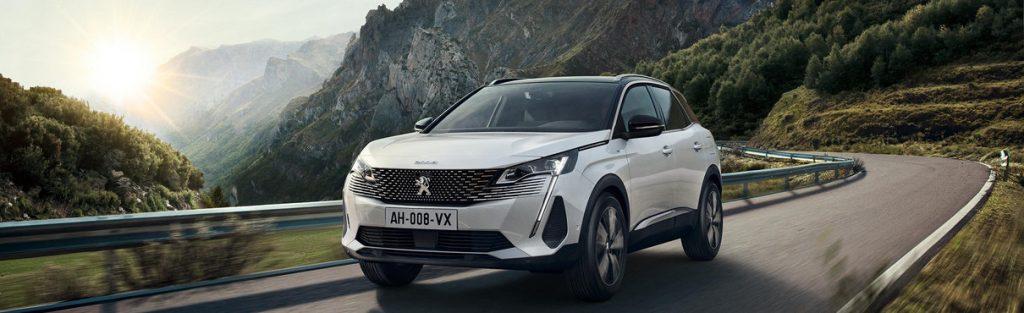 """Apdovanotasis miesto visureigis """"Peugeot 3008″ įgavo naują išvaizdą ir daugybę technologinių naujovių"""